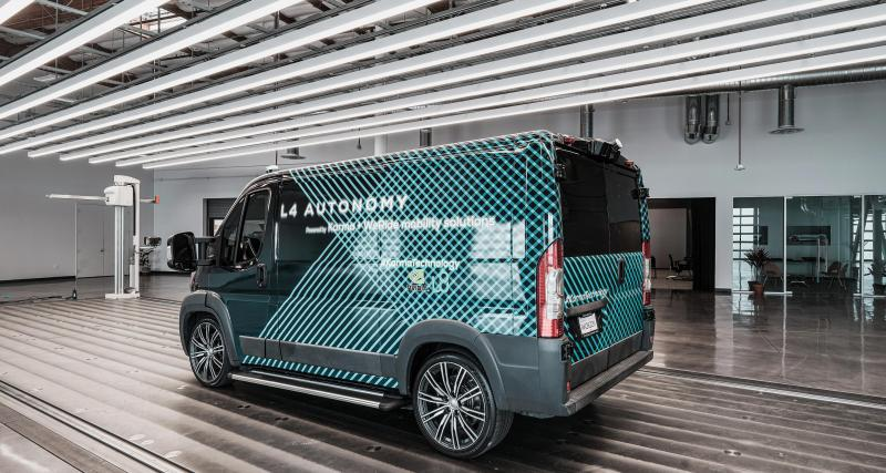 E-Flex : Karma donne des infos sur sa future camionnette électrique