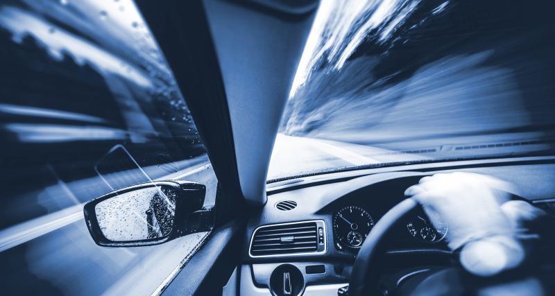 Excès de vitesse, téléphone et alcool au volant : le jackpot d'un chauffard de la Somme