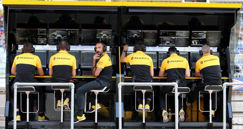 """L'avenir de Ricciardo chez Renault ? """"Nous sommes en aveugle"""""""