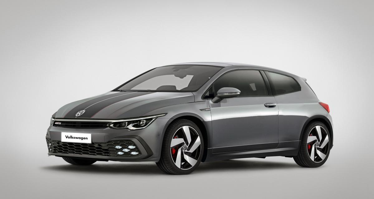 Volkswagen Scirocco (2022) : le retour de la Golf coupé ?