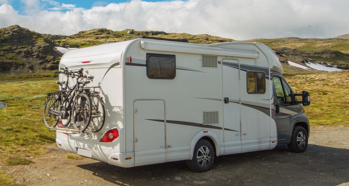 Confinement : une retraitée naufragée dans son camping-car avec ses cinq chats !