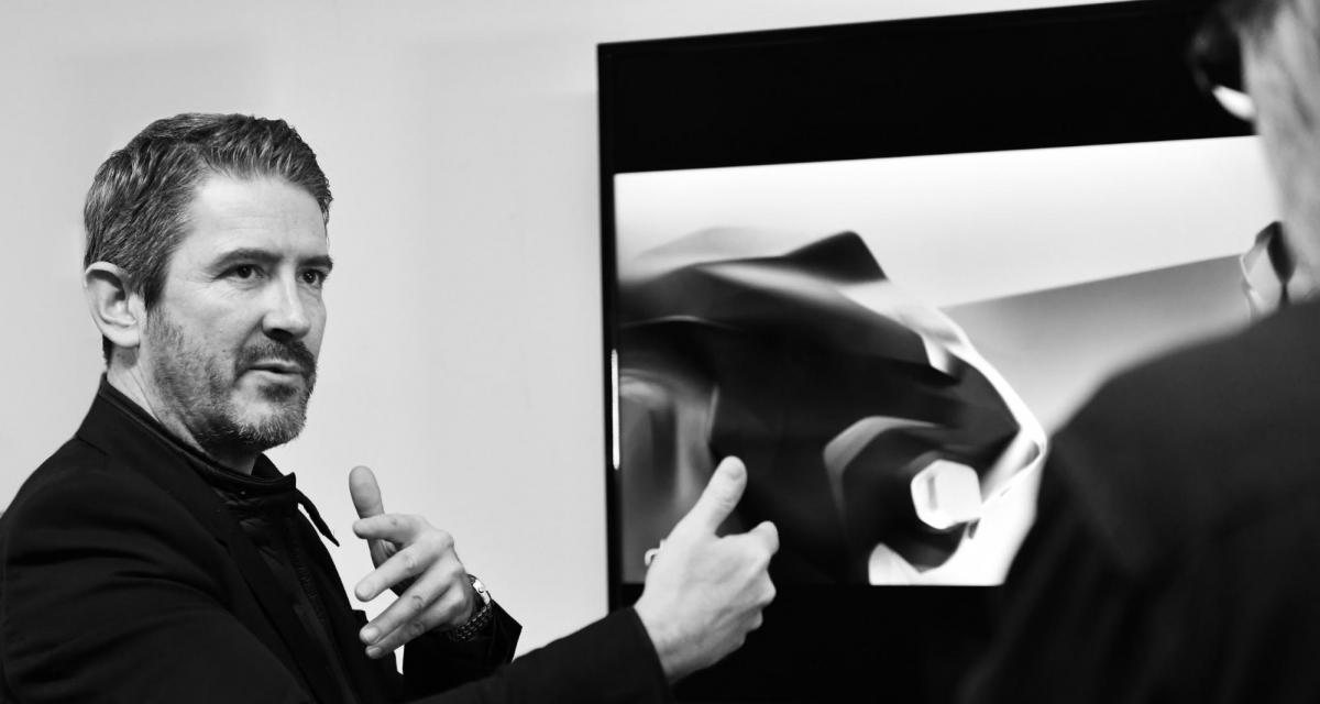 Gilles Vidal, patron du design Peugeot, en live sur Instagram ce jeudi 16 avril