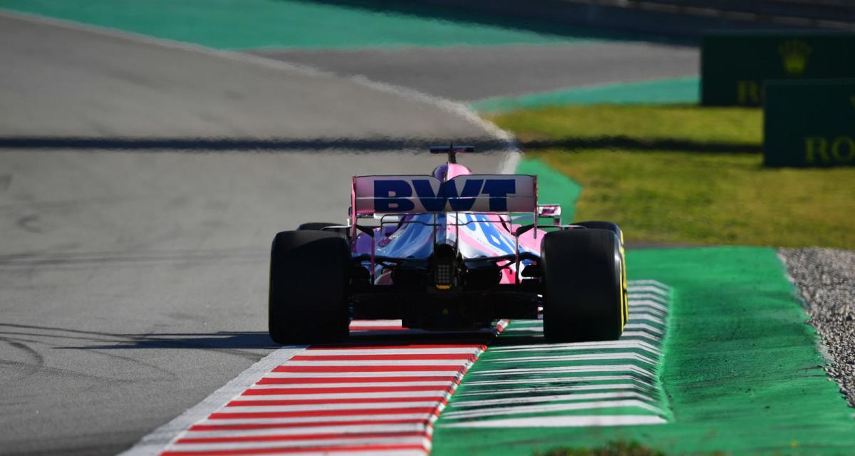F1 : le GP de Belgique n'aura pas lieu