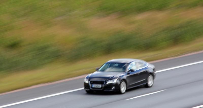 Excès de vitesse : il fait une pointe à plus de 200 km/h en état d'ébriété