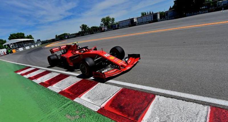 F1 - saison 2020 : Ferrari redessine sa voiture
