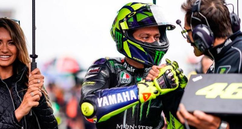 Maverick Viñales est admiratif de Rossi