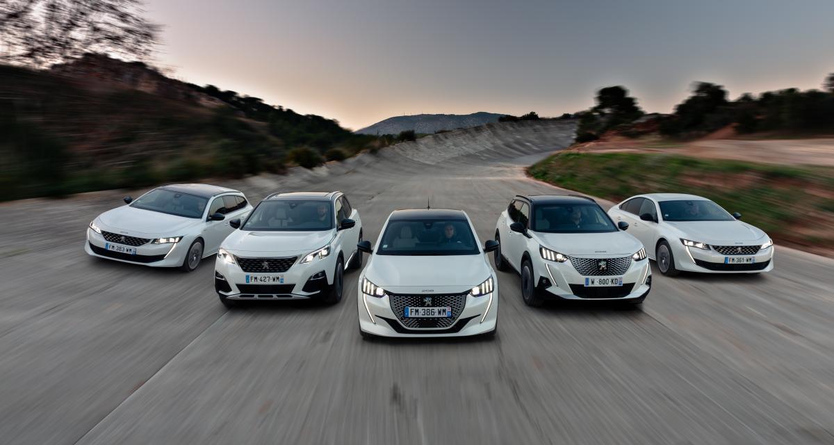 Confinement : Peugeot se rappelle au bon souvenir des acheteurs