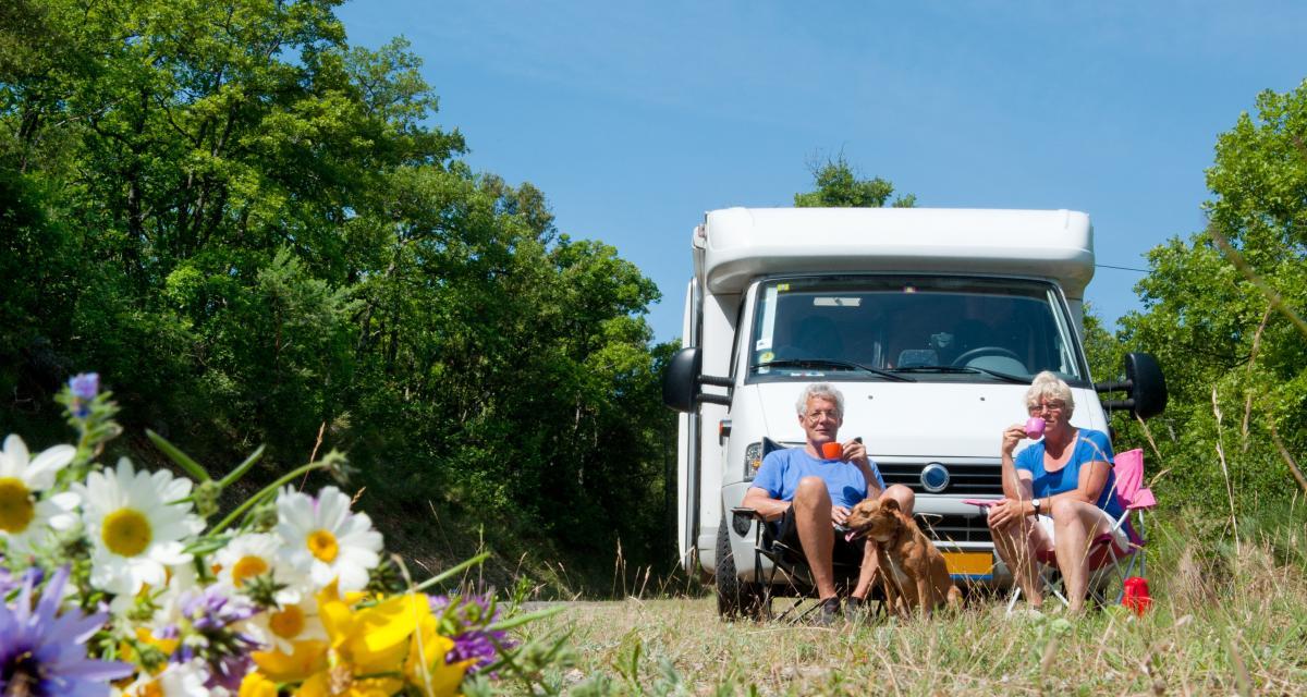 Confinement en camping-car : un couple obligé de retourner en Allemagne