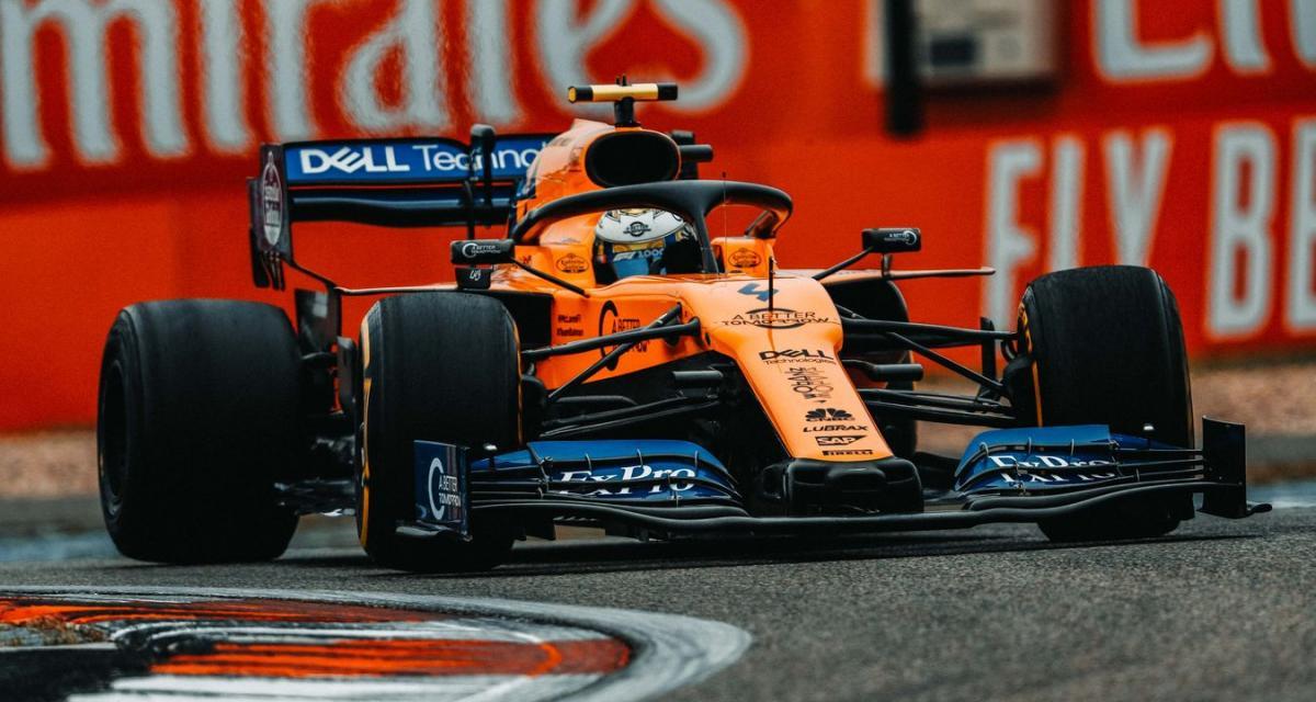 """F1 - Zak Brown : """"Toutes les courses en Europe pourraient se dérouler à huis clos"""""""