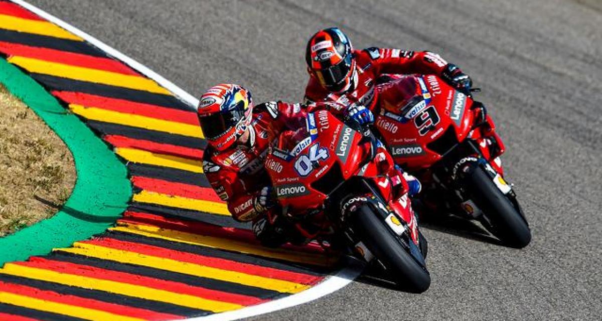 MotoGP : Un contrat à 50 millions d'euros pour Marquez ?