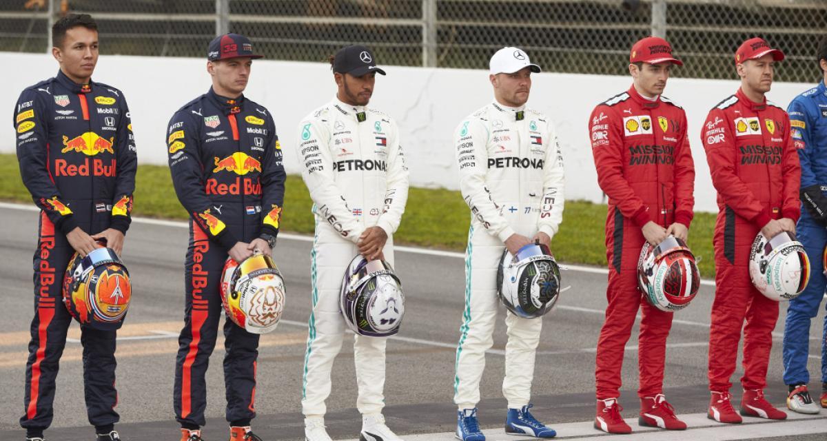 Pour Wolff, la F1 doit jouer un rôle dans la lutte contre le coronavirus