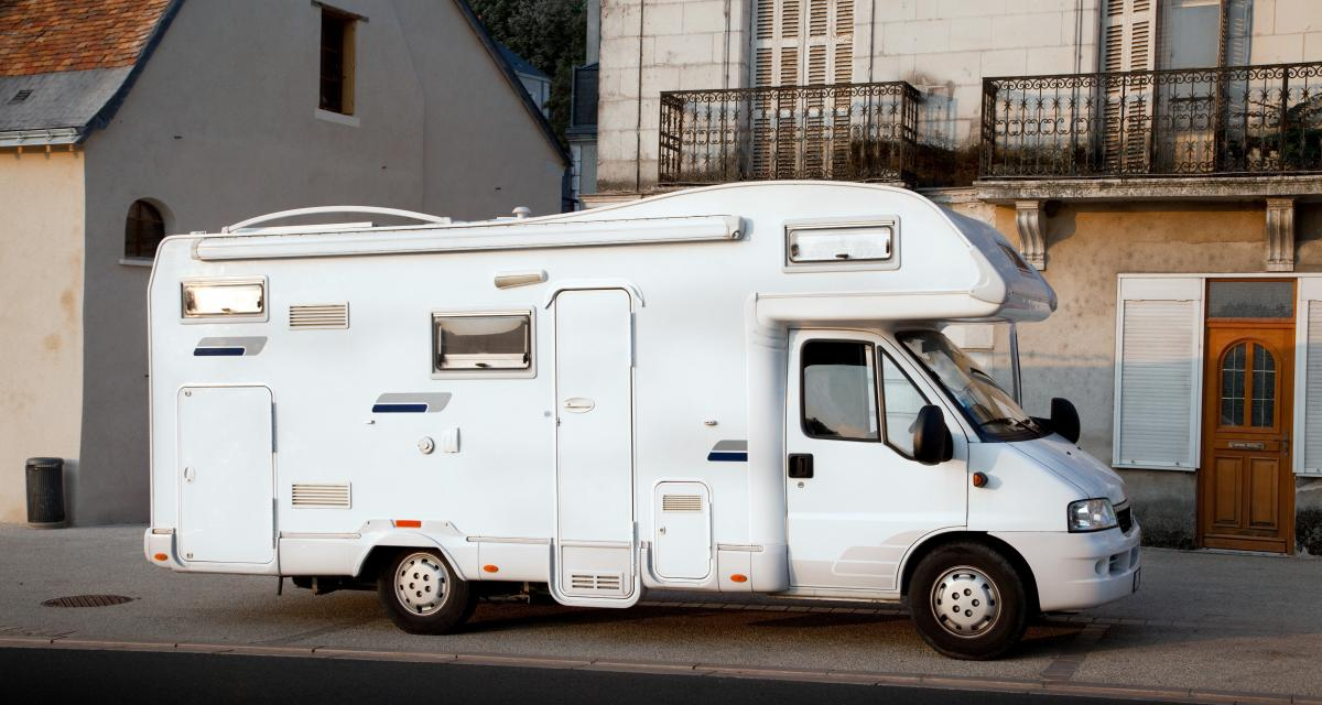 Fous du PV : 135 euros d'amende pour avoir fait le plein de son camping-car !