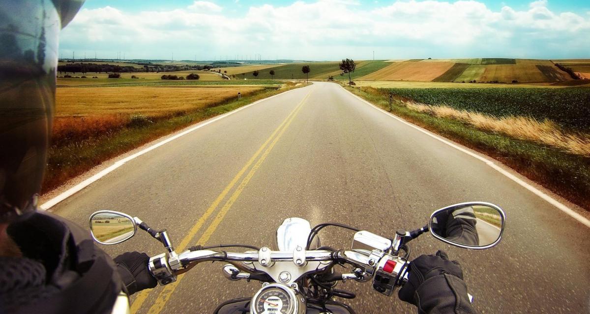 Fous du guidon : 4 ans de prison pour un grand excès de vitesse en moto ?