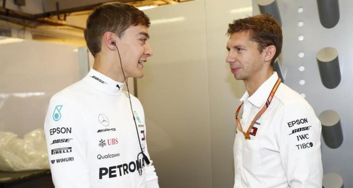 """Russell : """"Verstappen et Leclerc ne refuseraient pas Mercedes"""""""
