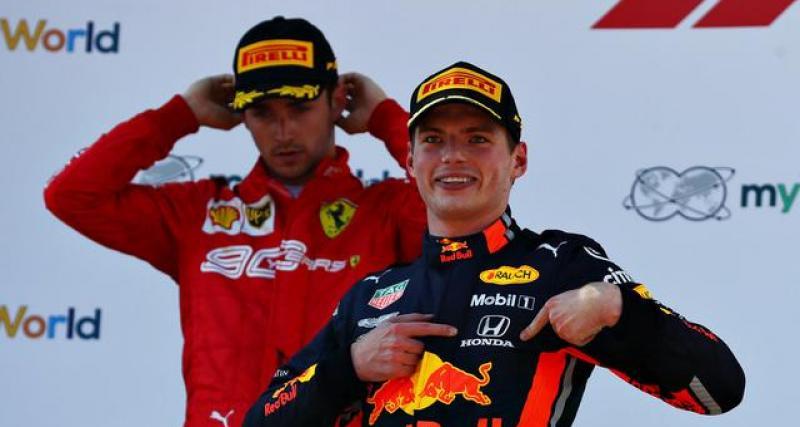 Pour Russell, Leclerc et Verstappen ne refuseraient pas une offre de Mercedes
