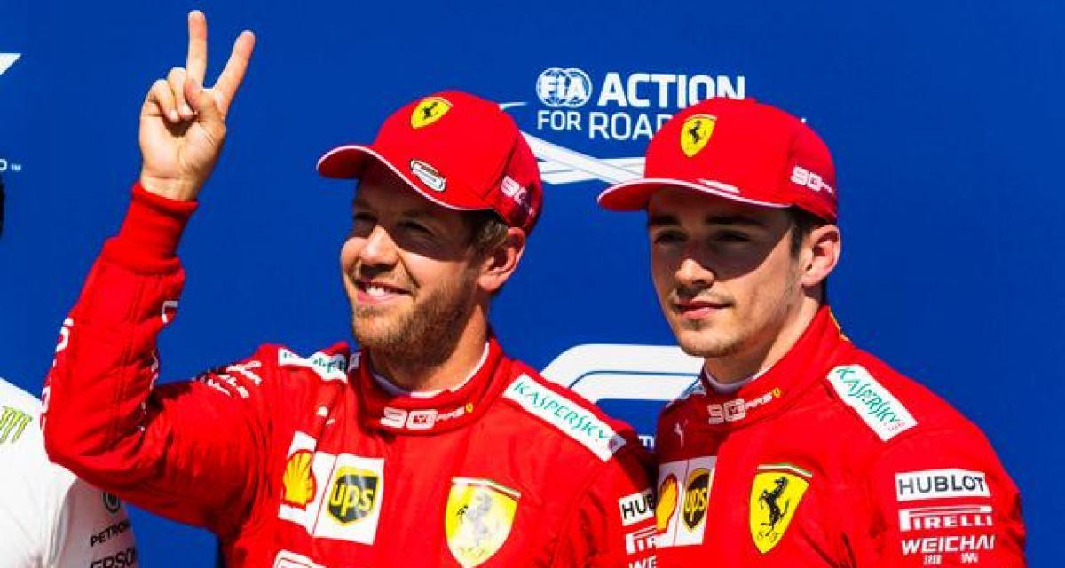 F1 : pour Vettel, un Mondial raccourci n'est pas un Mondial au rabais