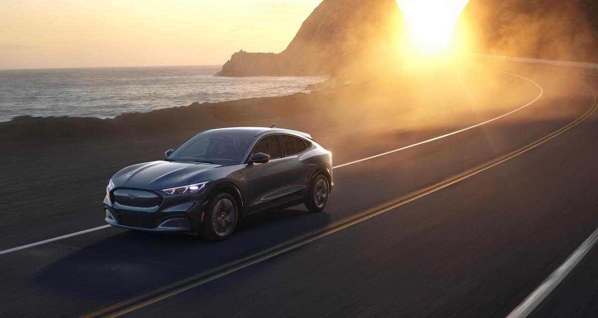Ford Mustang Mach-E : 10 points essentiels sur le SUV 100% électrique