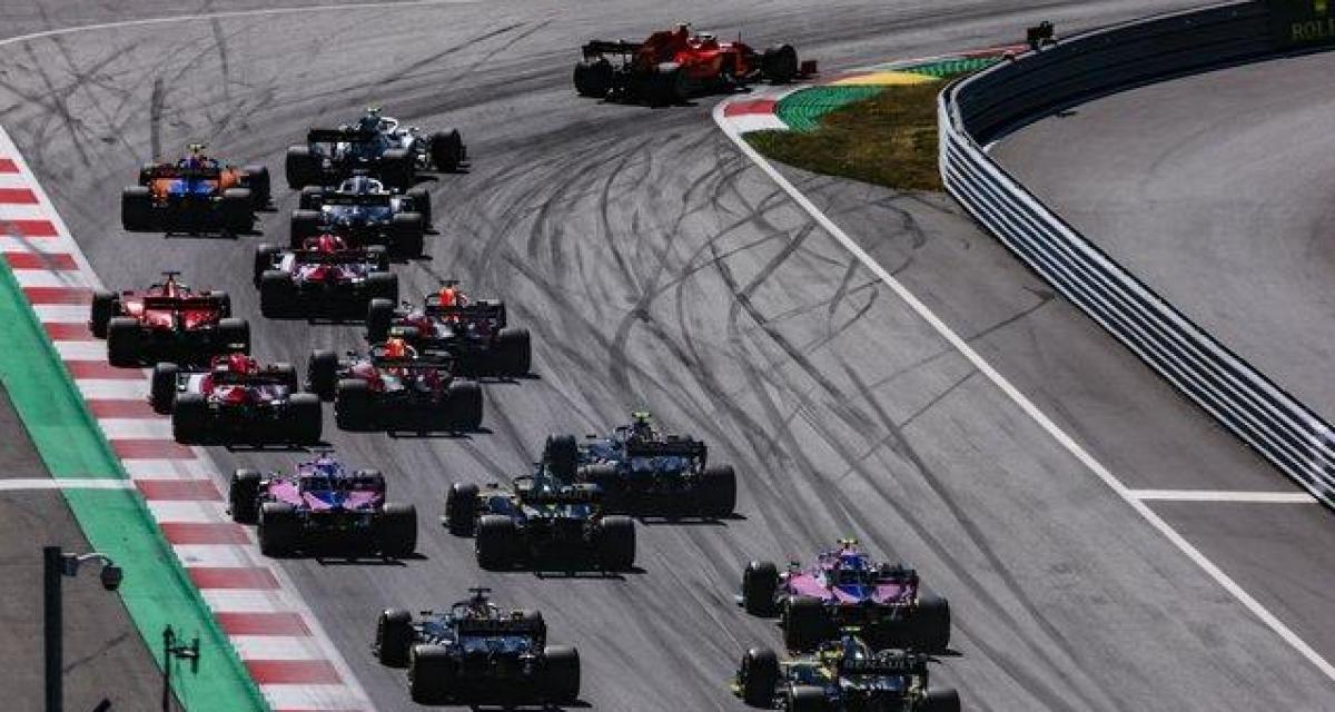 F1 : une pause historique