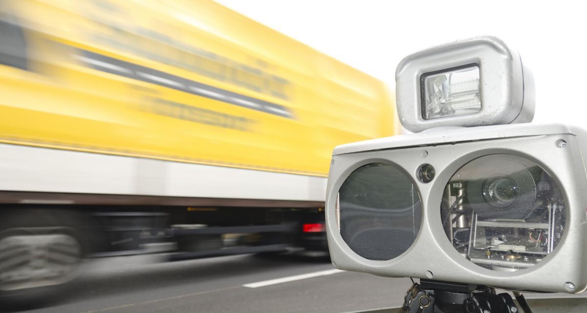Confinement : flashé à presque 200 km/h sur une départementale