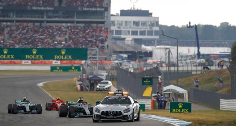 La F1 cherche à limiter la casse