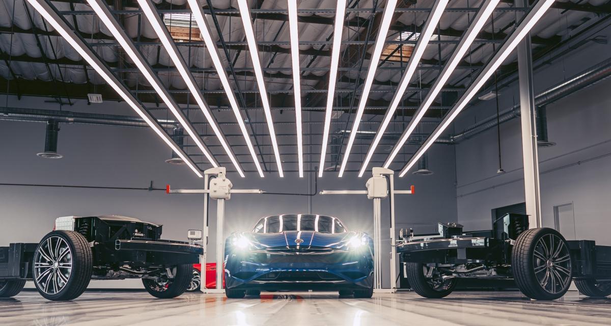 Karma Revero GTE (2021) : sérieuse concurrence pour la Tesla Model S ?