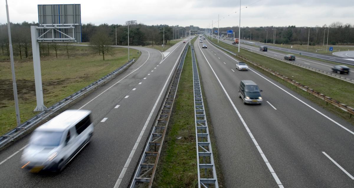 Flashé à 201 km/h sur l'autoroute, il perd son permis probatoire
