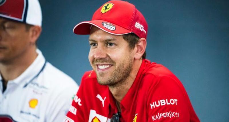 12 millions d'euros pour Vettel, c'est non