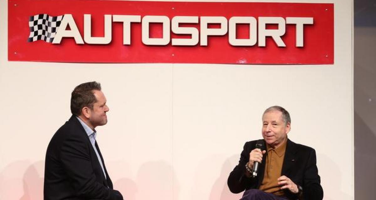 F1 : Todt veut 15 à 18 Grands Prix