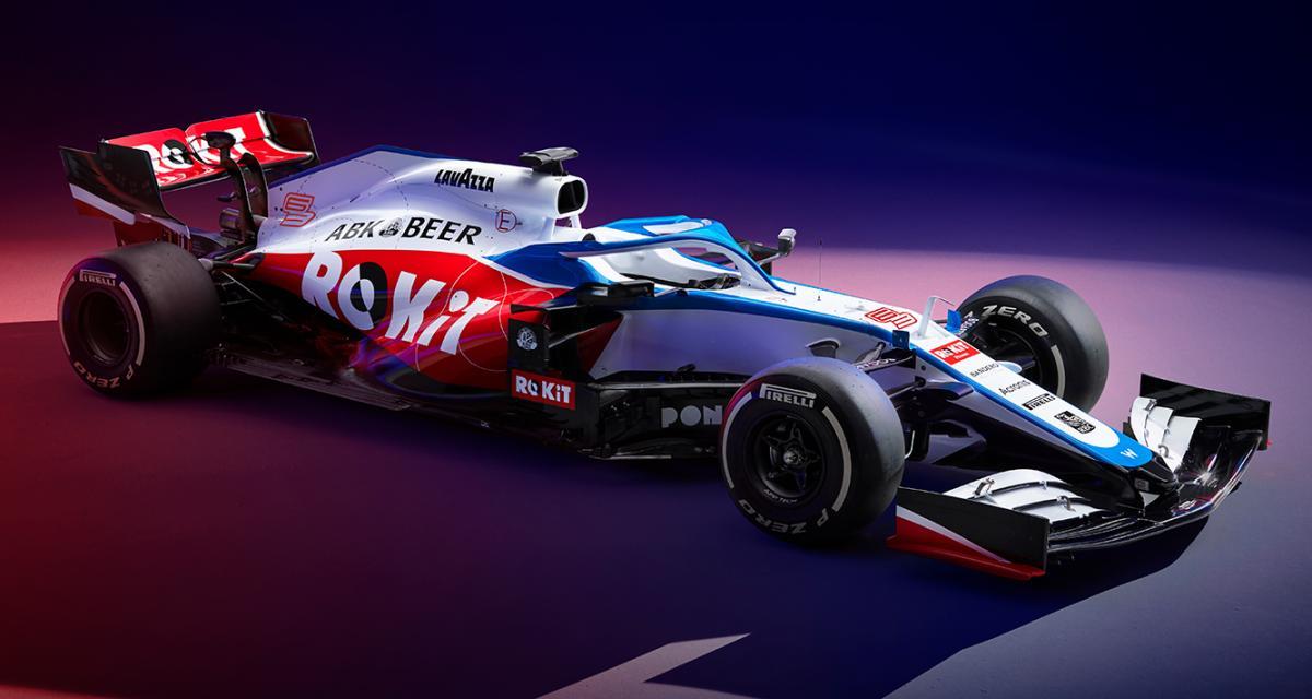 """F1 : pour Claire Williams, la reprise de la compétition est """"cruciale"""""""