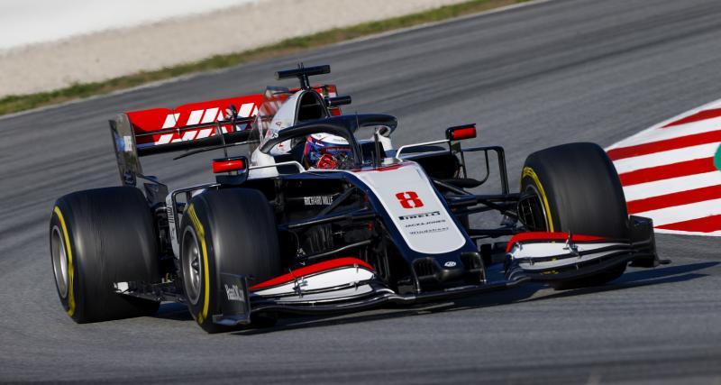 La réponse de Romain Grosjean à ses détracteurs