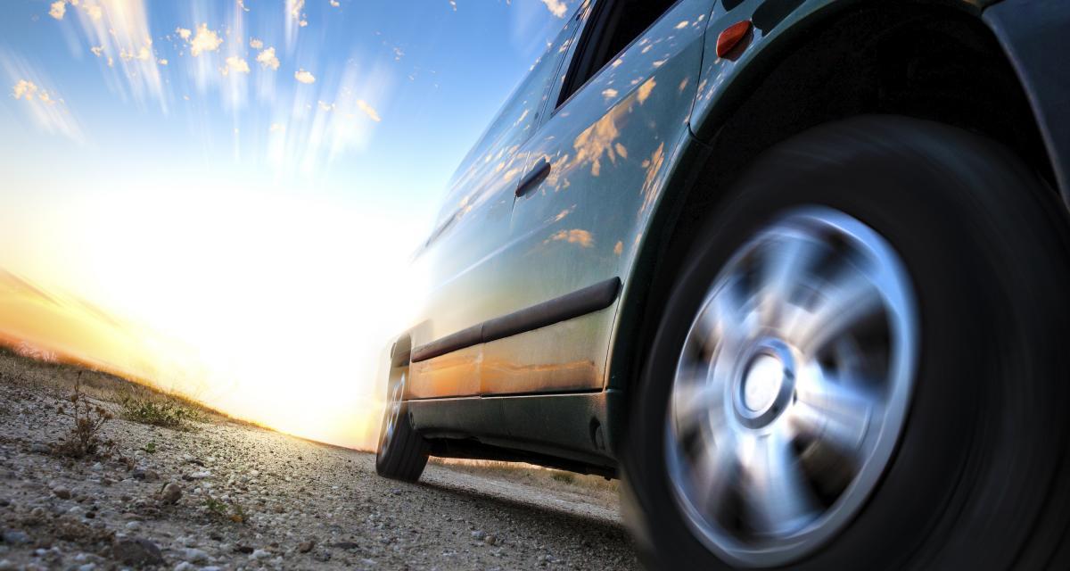Excès de vitesse : un conducteur flashé à 227 km/h dans les Vosges