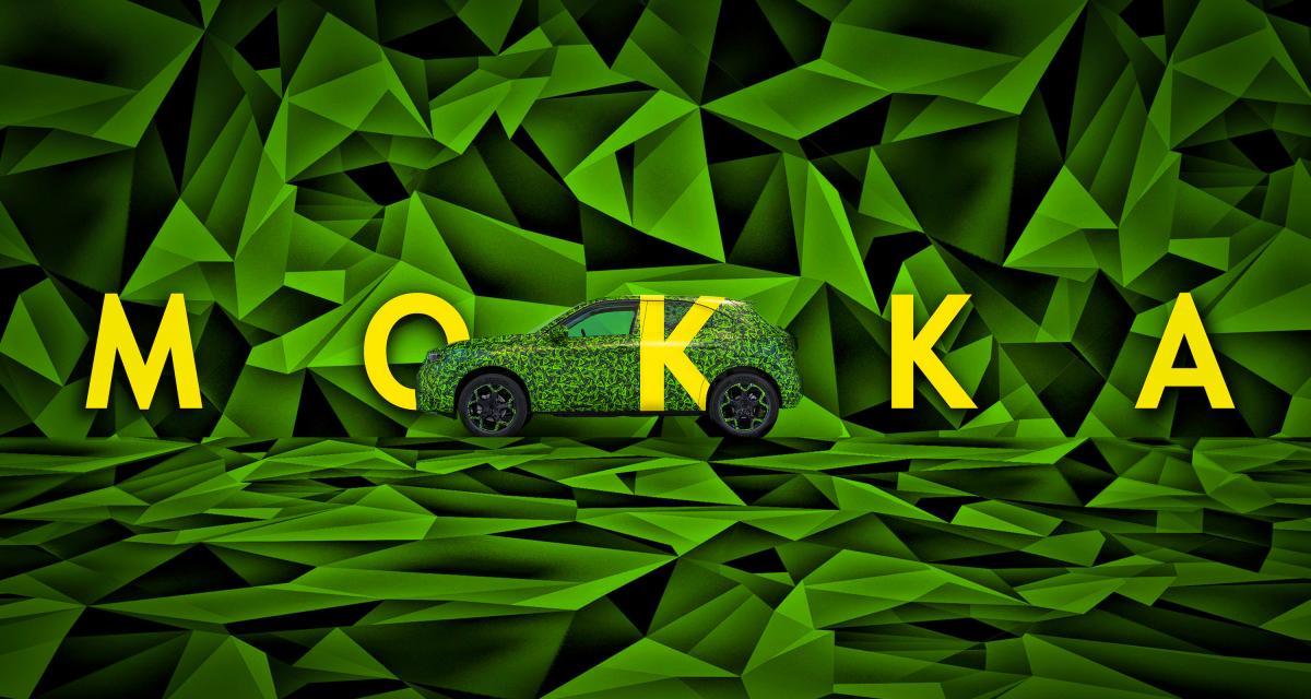 Nouveau Opel Mokka (2021) : sans le X et tout électrique !
