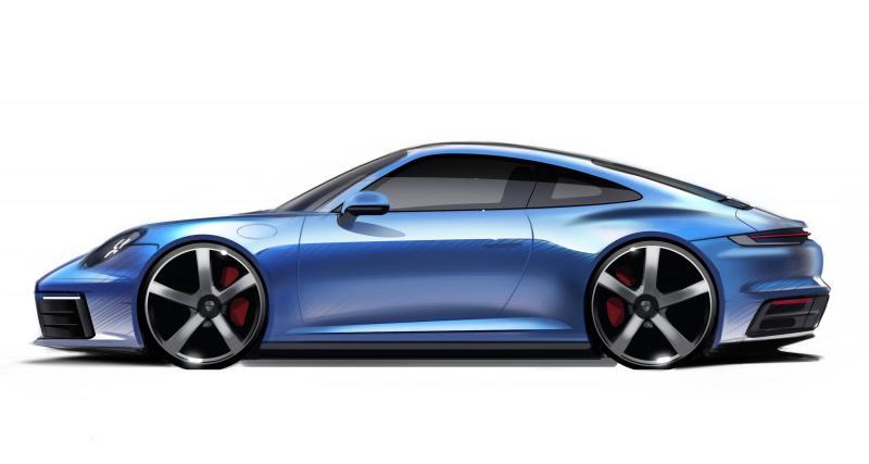 Porsche 911 : apprenez à dessiner le mythe