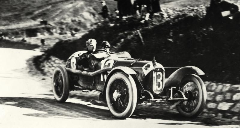 L'Alfa Romeo RL