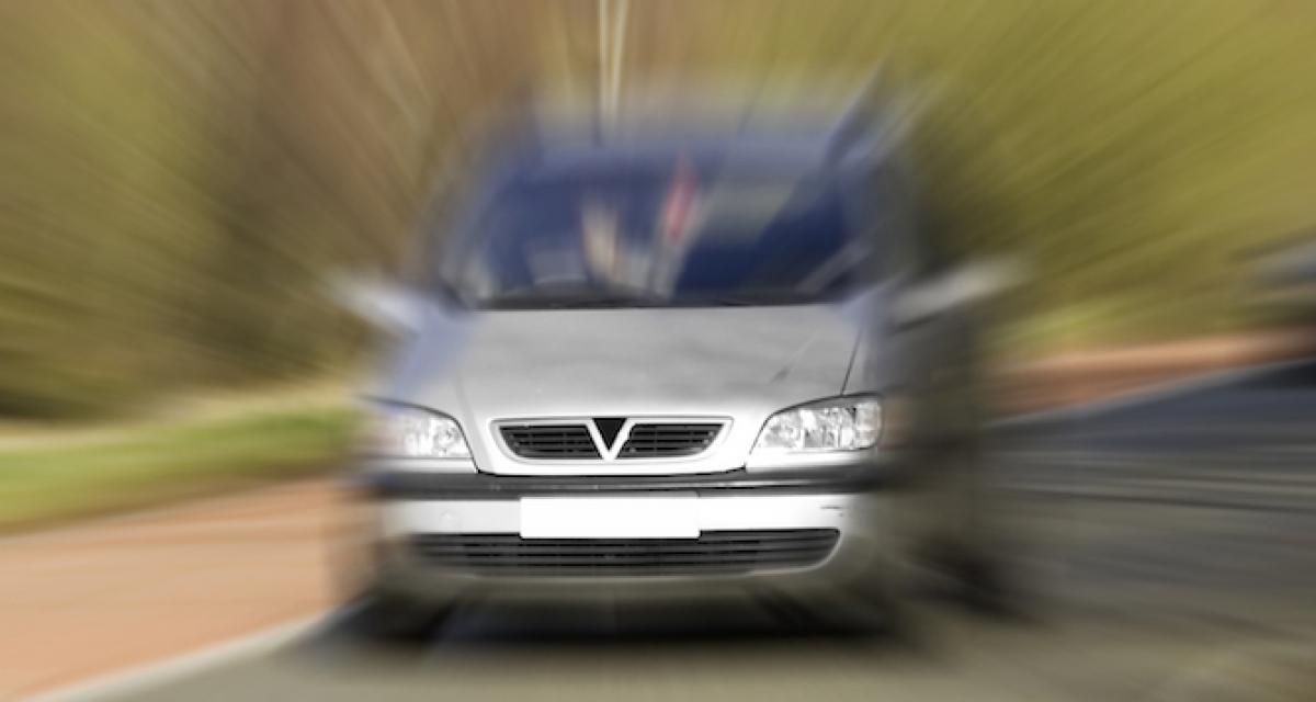 Un conducteur de 71 ans flashé à 216 km/h sur une route limitée à 80 !