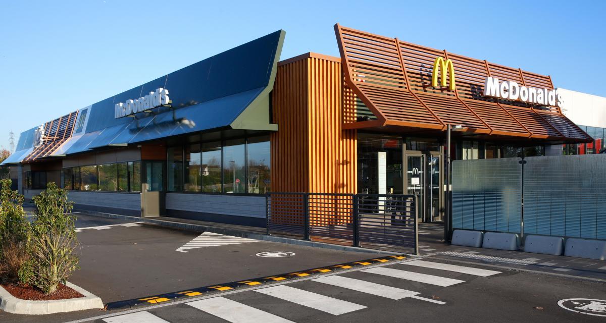 Ouverture des Drive McDo pendant le confinement : la liste des restaurants ouverts