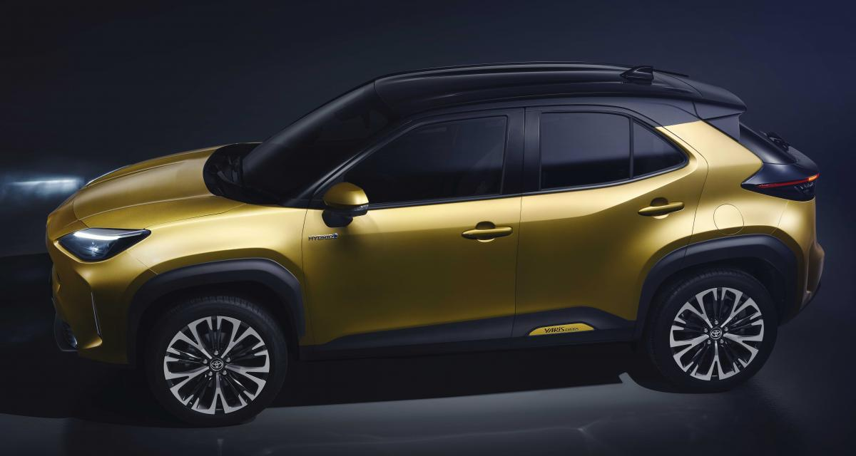 Nouveau Toyota Yaris Cross (2020) : toutes les photos du SUV urbain nippon