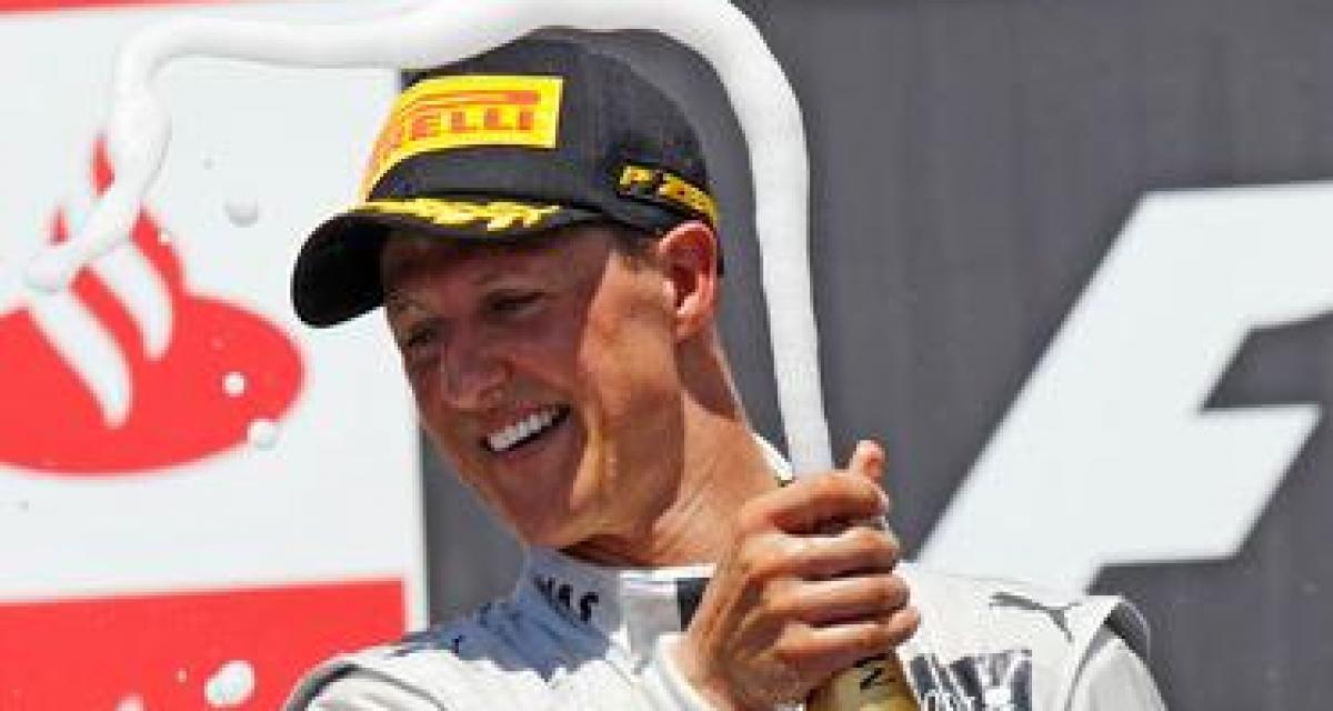 """F1 - Willi Weber : """"le retour de Schumacher avec Mercedes n'était pas nécessaire"""""""