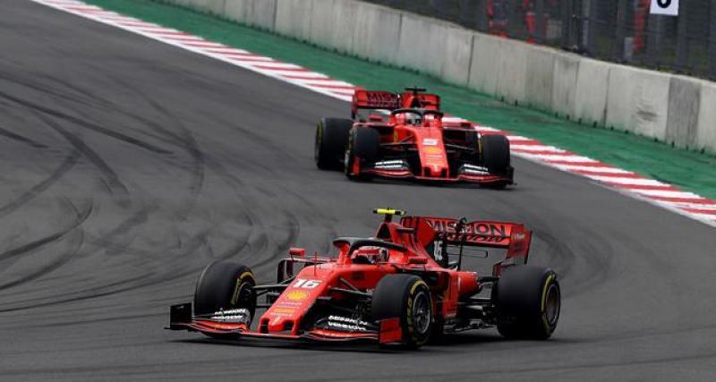 Ferrari sur le départ ?