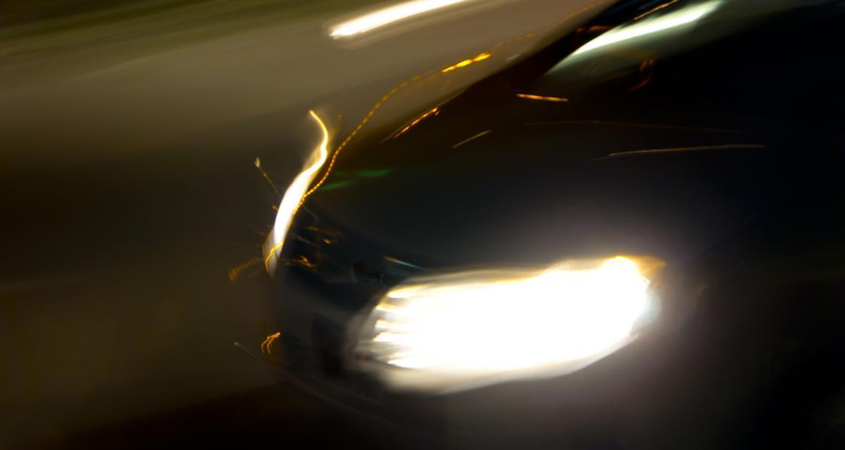 Flashé à 156 km/h alors qu'il venait de récupérer ses courses au drive
