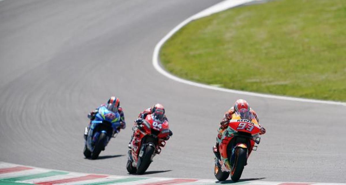 """MotoGP - Marquez : """"une saison trop brève serait risquée"""""""