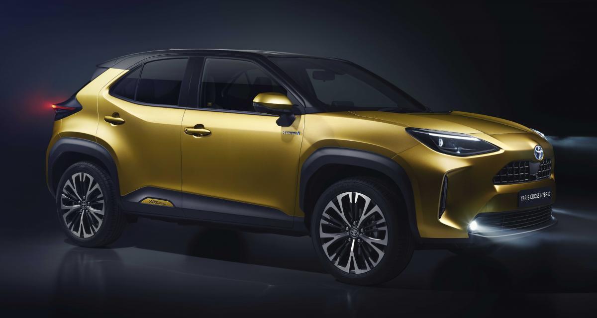 Toyota Yaris Cross : Renault Captur, Hyundai Kona… la technologie du japonais face à la concurrence