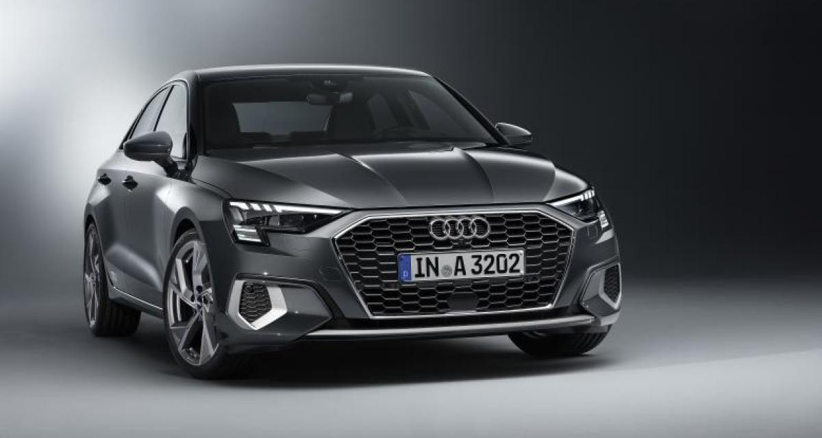 Audi A3 Berline: ouverture des commandes en France