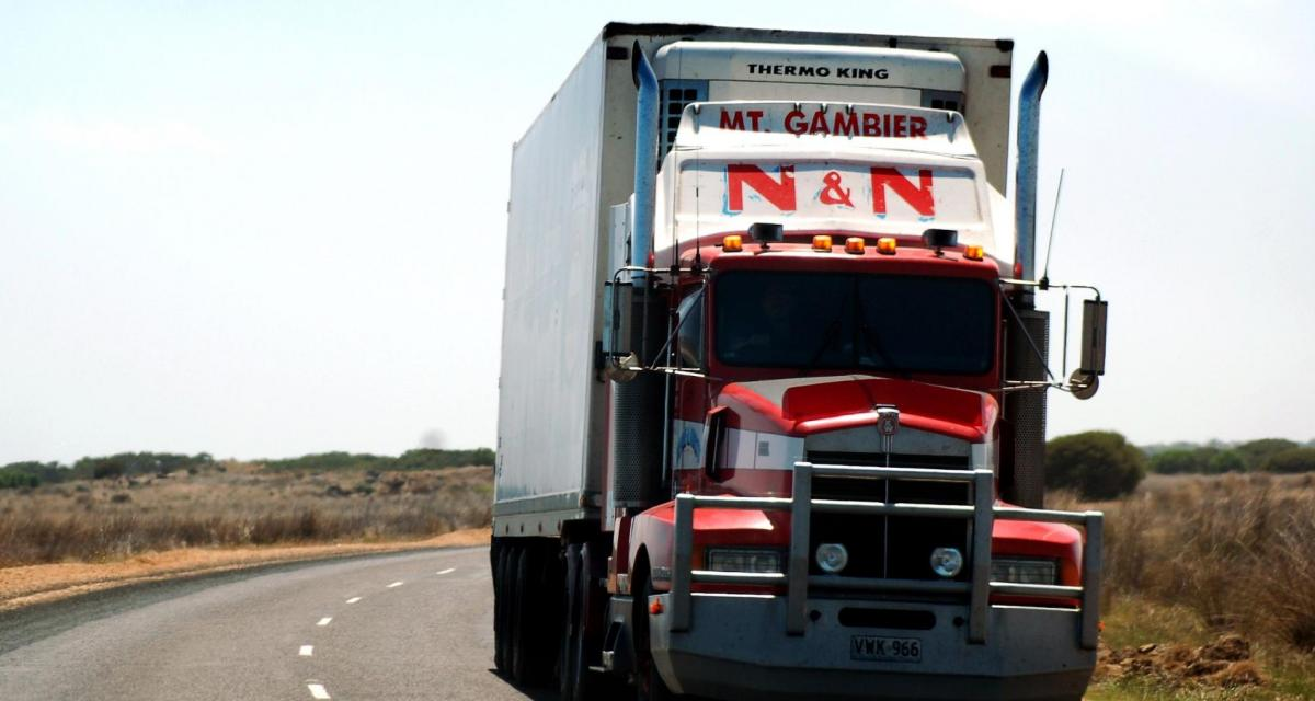 Fous du volant : plus d'une tonne de résine de cannabis retrouvée dans un camion
