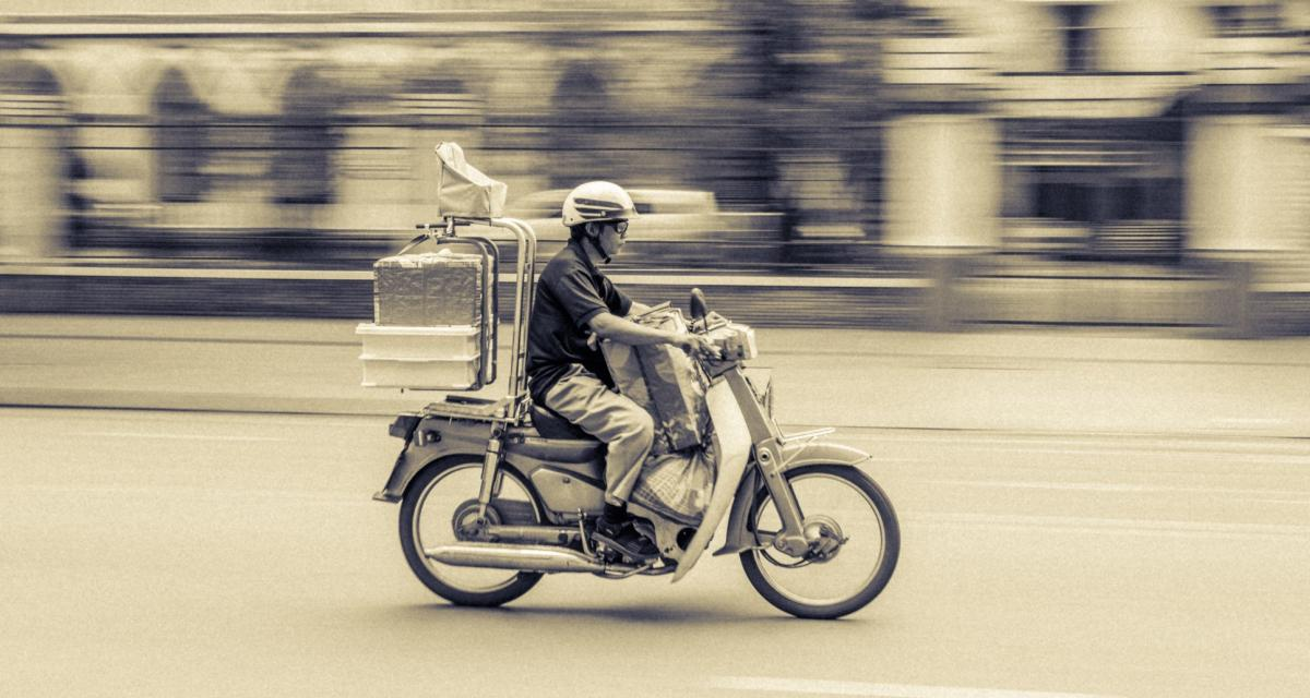 Fous du Boncoin : il piège le voleur de son scooter sur Leboncoin