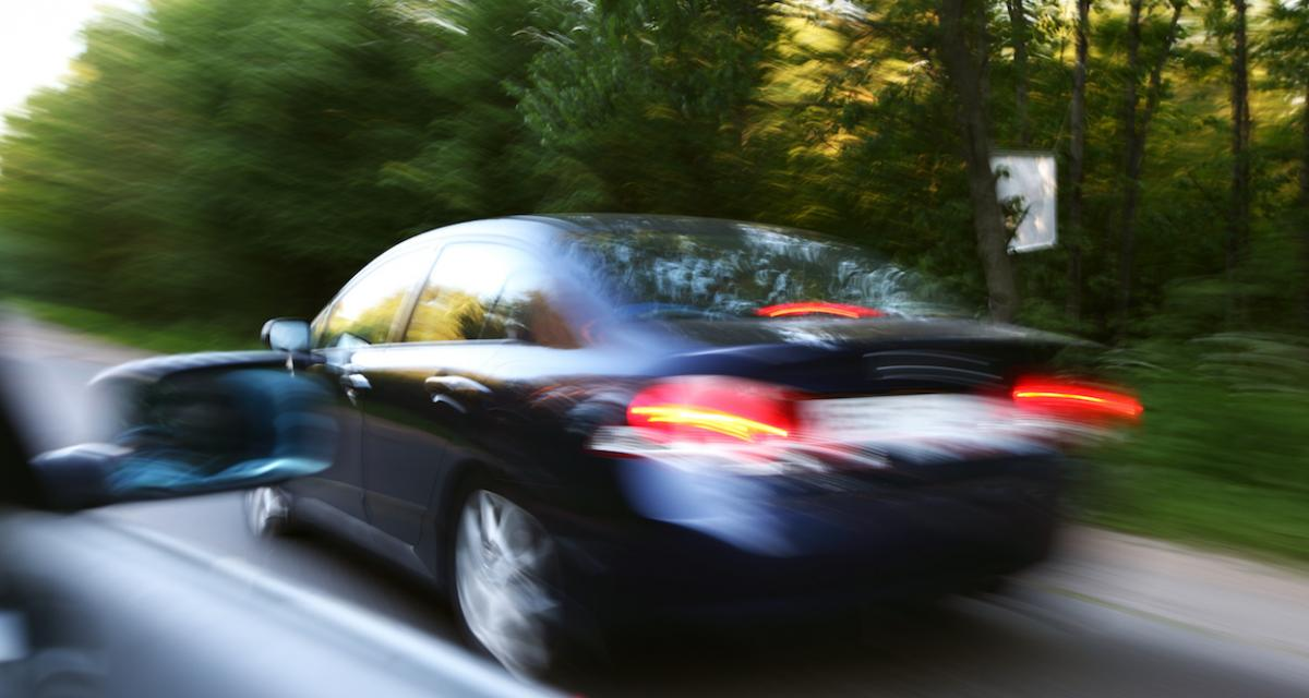 Fous du volant : flashé à plus de 220 km/h dans les Vosges