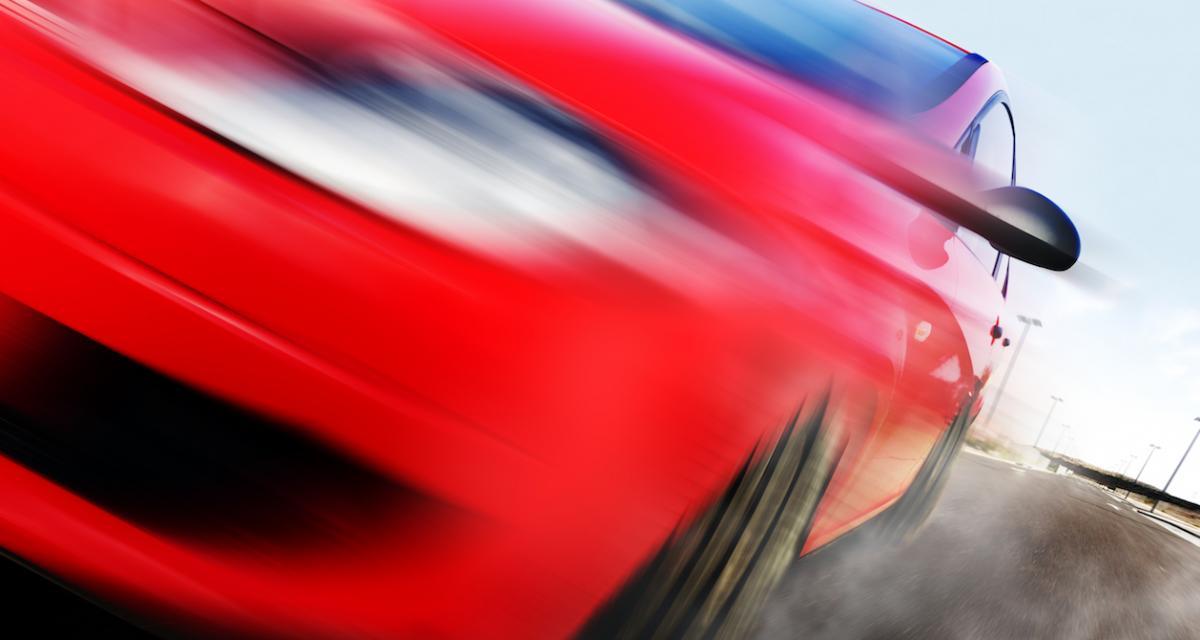 Fous du volant : il perd son permis après un contrôle à 149 km/h au lieu de 80