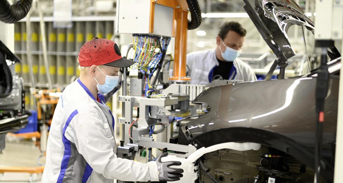Volkswagen ID.3 : reprise de la production en Allemagne