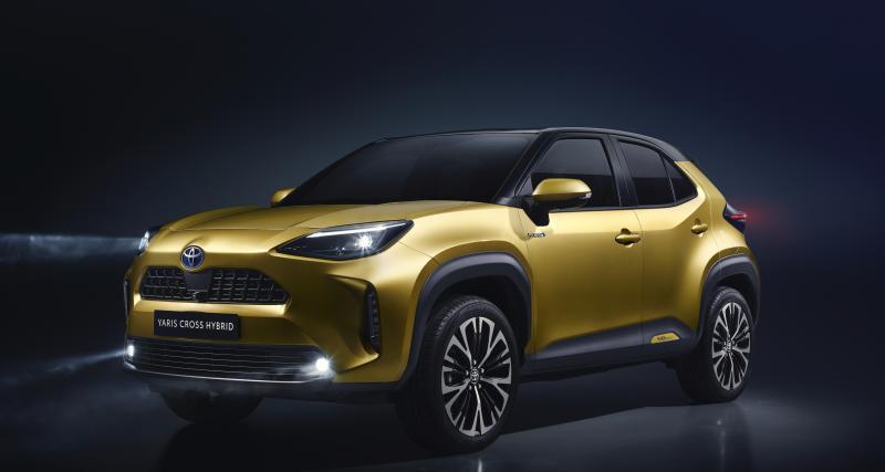 Toyota Yaris Cross (2020) : le SUV urbain hybride en 5 points