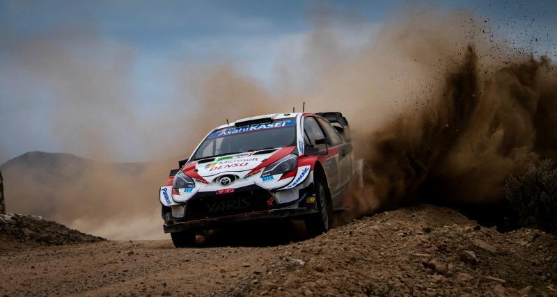 WRC : le classement général de la saison 2020